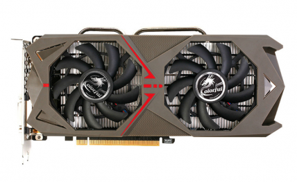 Видеокарта Palit GeForce GTX 1070 GameRock